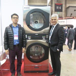 Сушильная машина ADC на выставке