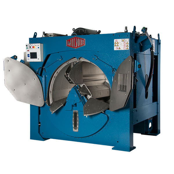 прачечное оборудование, стирально-отжимная машина